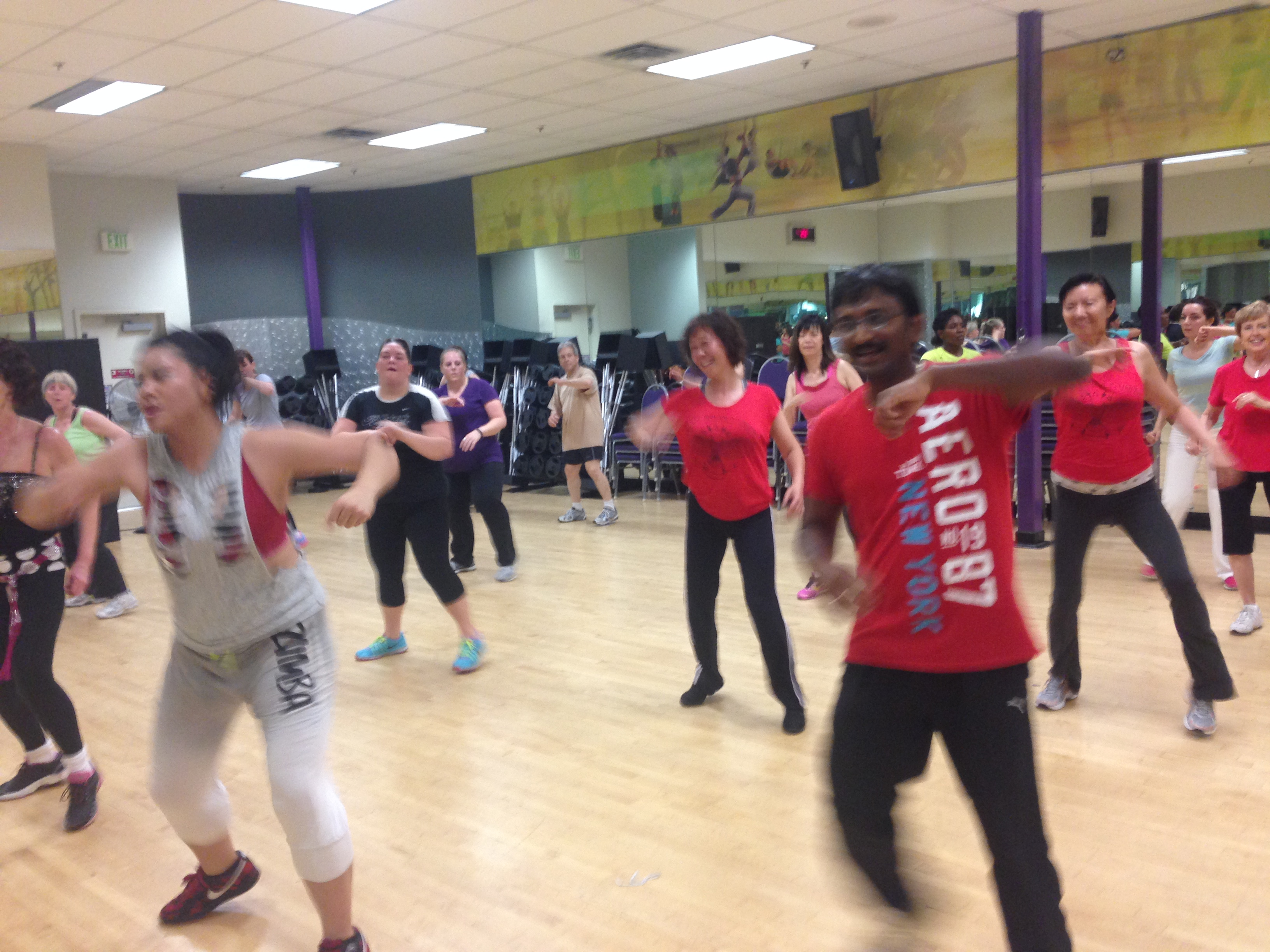 Zumba With Davida at 24 Hour Fitness Denver