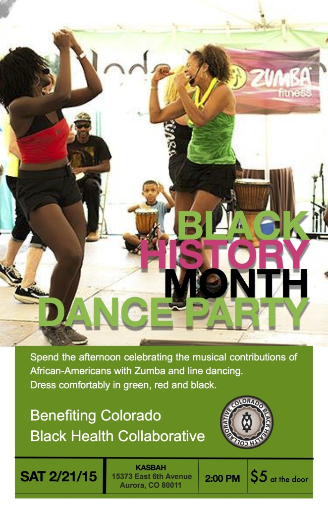 Black History Dance Party